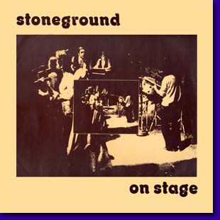 On Stage - Stoneground